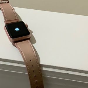 Apple Watch used rose gold good condition